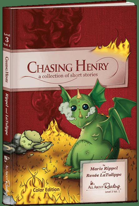 AAR Level 3 Chasing Henry Reader
