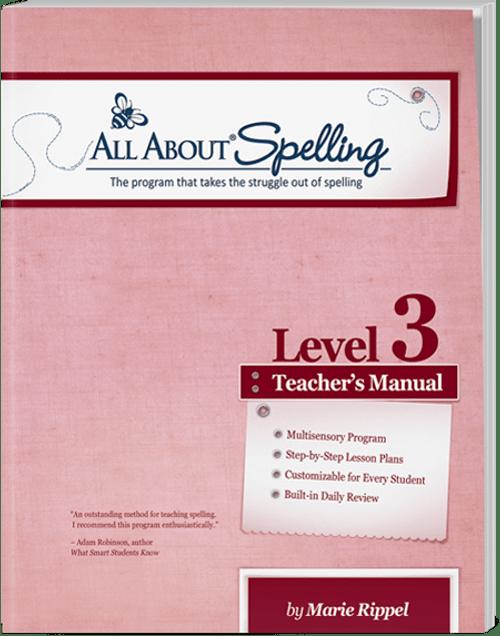 AAS Level 3 Teacher's Manual