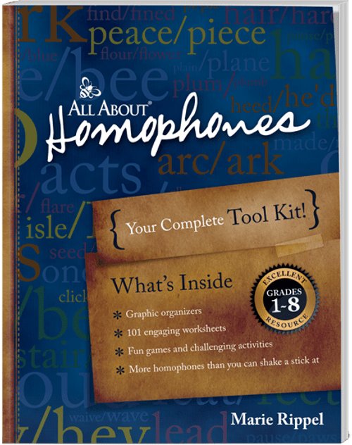 All About Homophones (ebook)