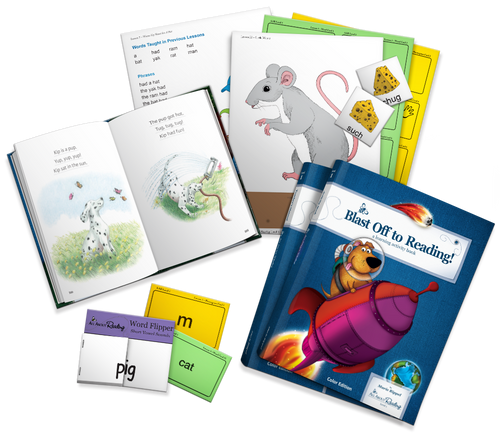 All About Reading Level 1 Materials