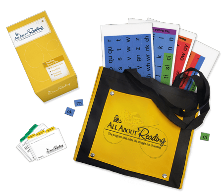 All About Reading Interactive Kits