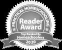 Practical Homeschooling Reader Award