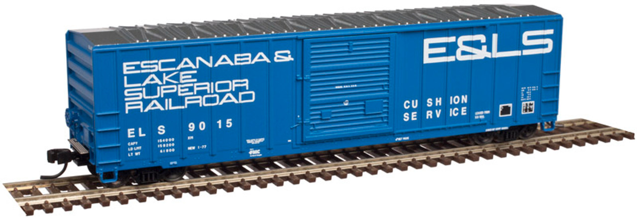 Atlas 50003438 N Sabine River /& Northern FMC 5077 Single Door Box Car #1513