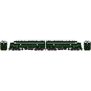 Athearn Genesis 22709 PRR Pennsylvania RR (Passenger) FP7A/A #9852/9871 DC HO