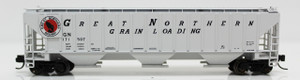 Fox Valley 85206-1 GN 4740 Covered Hopper #171507 N Scale