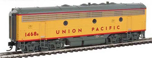 920-40918 Walthers/Proto Union Pacific F7B #1468C DCC/Sound HO scale
