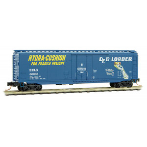Micro-Trains 032 00 500 EELX 50' Standard Door Box Car #60003 N scale