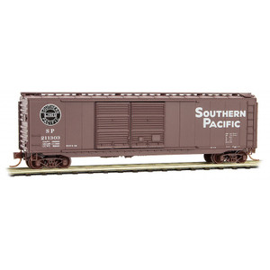 Micro-Trains 034 00 320 Southern Pacific 50' Standard Double Door Box Car #211303 N scale