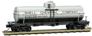 Micro-Trains 065 00 921 Shell Chemical Company 39' Single Dome Tank Car #1005 N scale