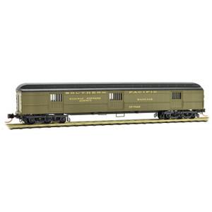 Micro-Trains 149 00 070 Southern Pacific Heavyweight Horse Car N scale