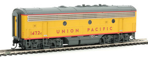 920-40919 Walthers/Proto Union Pacific F7B #1472C DCC/Sound HO scale