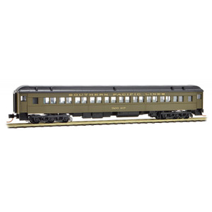 Micro-Trains 145 00 070 Southern Pacific Paired Window Coach Car N scale