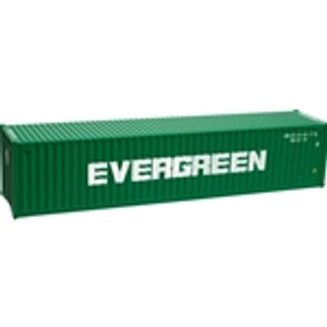 Atlas N scale 50003854 Evergreen (EMCU) 40' Container Set 1
