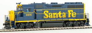 920-49151 Walthers/Proto Santa Fe GP35 #1401 DC HO scale