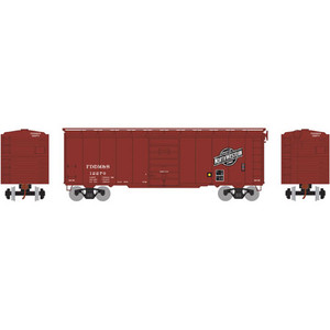 Athearn RTR 73573 CNW/FDDM&S 40' Superior Door Box Car #12270 HO scale