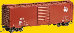 Kadee 5317 Central RR of New Jersey CNJ PS-1 40' Box Car #23523 HO