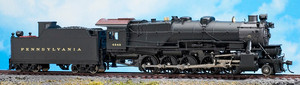 BLI 094 Pennsylvania (Precision Craft Models) L1 SA 2-10-0 #4383 DC, NO sound, HO