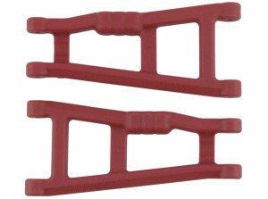 RPM 80189 Heavy Duty Rear A-Arms, Red