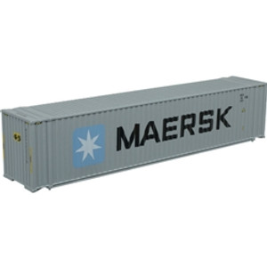 Atlas N scale 50003834 Maersk 45' Containers (3)