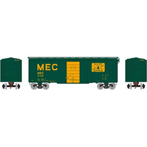 Athearn RTR 67345 MEC 40' Superior Door Box Car #5128 HO