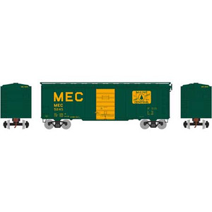 Athearn RTR 67346 MEC 40' Superior Door Box Car #5245 HO