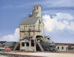 Walthers Cornerstone 933-2903 Moderl Coaling Tower Kit HO