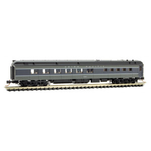 Micro-Trains 146 00 190 Union Pacific #3683 80' Heavyweight Diner Car N scale