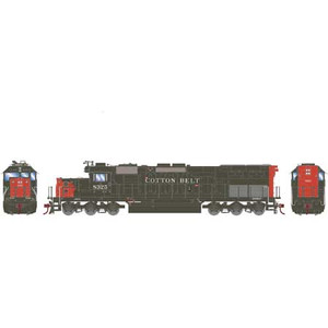 Athearn RTR 86709 SSW Cotton Belt SD40T-2 #8325 DC HO