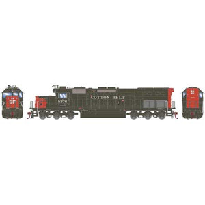 Athearn RTR 86710 SSW Cotton Belt SD40T-2 #8376 DC HO