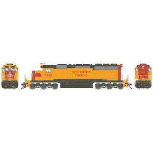 Athearn RTR 86717 SP Southern Pacific -Orange SD40 #7342 DC HO