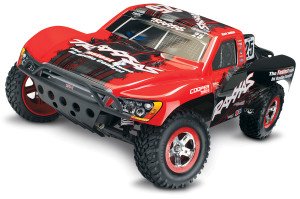 "Traxxas 58076-4 Slash 2WD VXL Brushless ""Mark Jenkins"" 1/10 Scale"