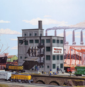 Walthers Cornerstone 933-3212 Red Wing Milling Company N scale