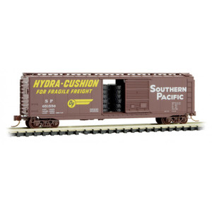 Micro-Trains 031 00 521 Southern Pacific SP 50' Standard Box Car #651556 N scale