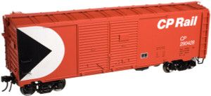 Atlas O 3002804-2 CP RAIL 1937AAR Double Door Box Car #290769 2-rail