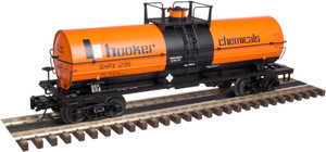 Atlas O 3006509-2 Hooker Chemicals 11,000 gal. Tank Car #1295 2-rail
