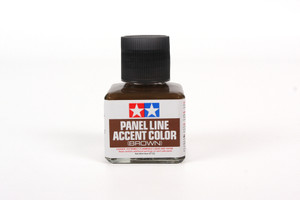 Tamiya 87132 Brown Panel Line Accent Color 40ml