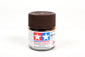 Tamiya Acrylic XF-10 Flat Brown 10ml