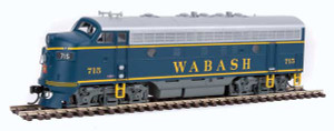 Walthers Mainline 910-19944 Wabash F7a DCC/Sound #715 HO