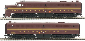 Walthers Mainline 910-10068 Pennsylvania RR Also PA/PB #5755A/5758B DC HO