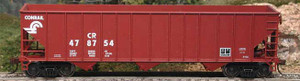 Bowser 40212 Conrail 100 Ton 3-bay Hopper #479021 RTR HO scale