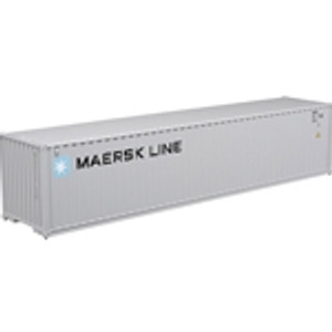 Atlas HO 20005039 Maersk Line 40' Standard-Height Container set #2 3-pack