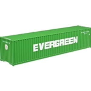 Atlas N scale 50004160 Evergreen 40' Container 2-pack