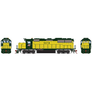 Athearn Genesis 65687 Chicago North Western GP50 #5078 DC HO