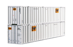 KATO 30-9022 EMP 53' Container 2-pack HO