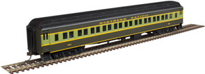 Atlas HO 20004967 Northern Pacific Heavyweight Paired Window Coach #609