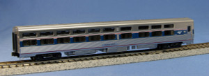 KATO N scale 156-0951 Amtrak Viewliner I Sleeper Phase VI #62049