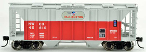 Bowser 42227 Halliburton 70 Ton Hopper #40810 RTR HO scale