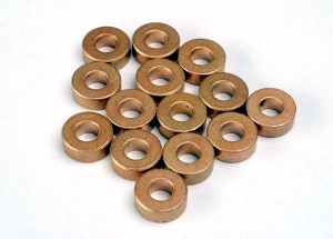 Traxxas 1675 - Bushings, self-lubricating (5x11x4mm) (14)