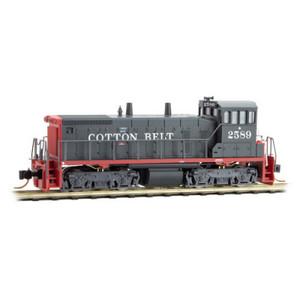 Micro-Trains 986 00 582 Cotton Belt SW1500 #2589 DC N scale