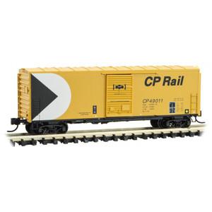 Micro-Trains 073 00 520 CP Rail 40' Box Car #49011 N scale